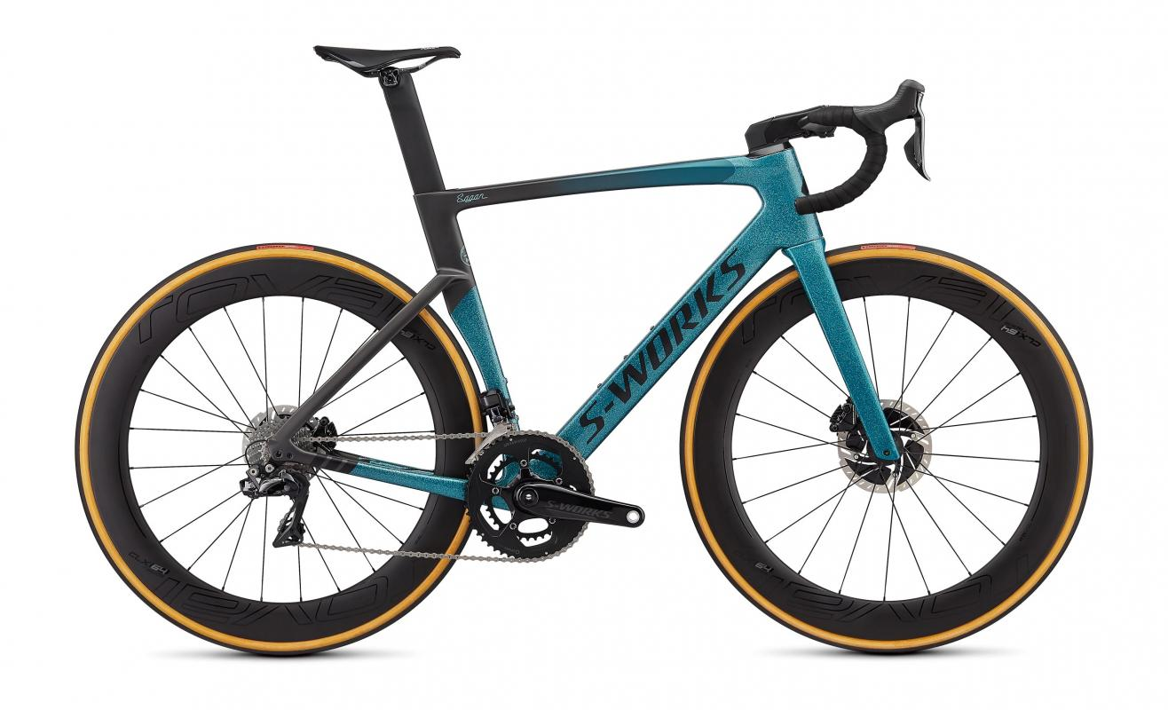 Quadro S-Works Venge Disc 2019 Limited Edition Sagan Collection
