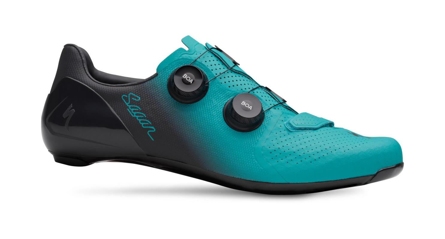 Sapatos S-Works 7 Road Limited Edition Sagan Collection